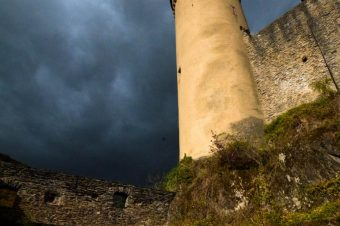 Vianden, The beautiful castle above the city – Luxembourg