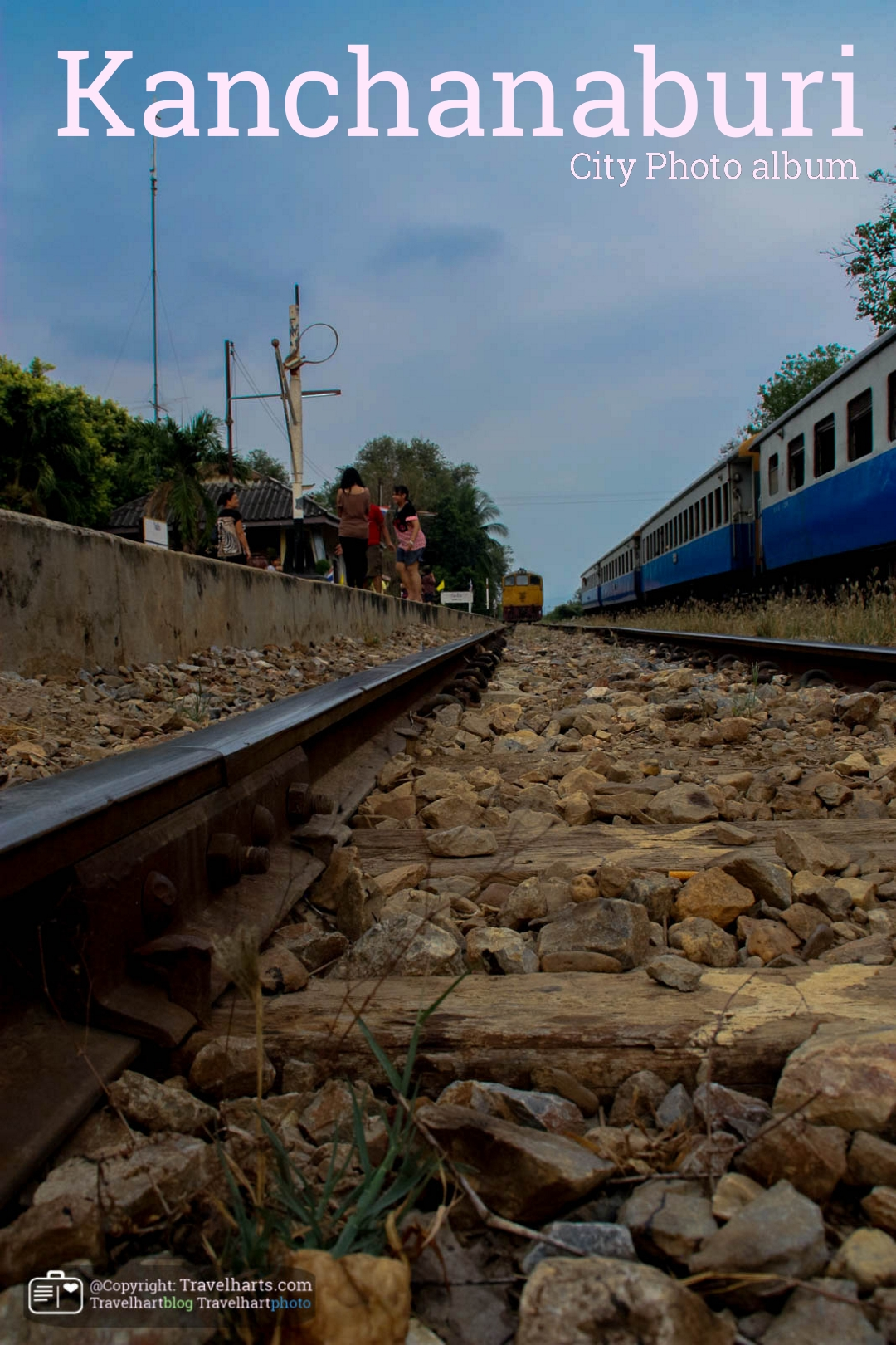 Kanchanaburi, the city and her tragic bond with the bridge – Thailand