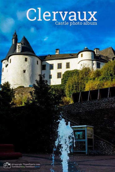 Clervaux, Castle and city – Luxembourg
