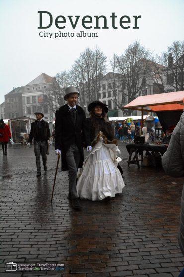 Deventer, a walk around this city – The Netherlands