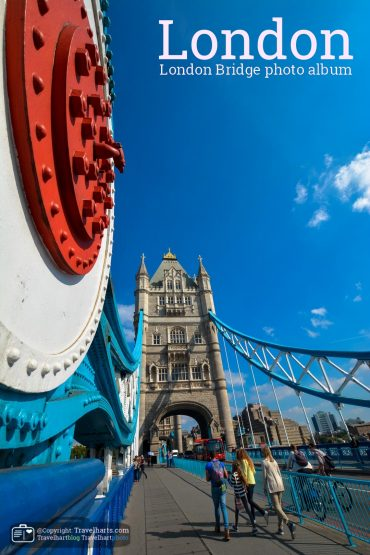 London, the London Tower Bridge – United Kingdom