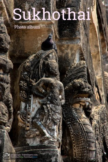 Sukhothai, grand temple complex – Thailand