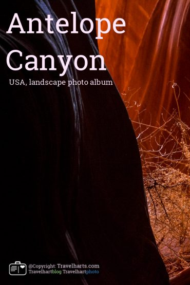 Page, Antelope Canyon – USA