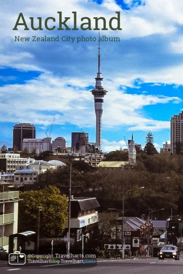 Auckland, built in the ring of volcanoes – New Zealand