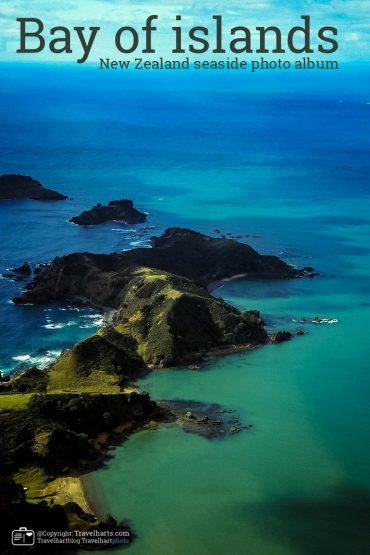 Bay of Islands, 2nd bluest sky in the world – New Zealand