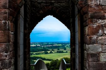 Beeston Castle, ruin of a Royal Castle – United Kingdom