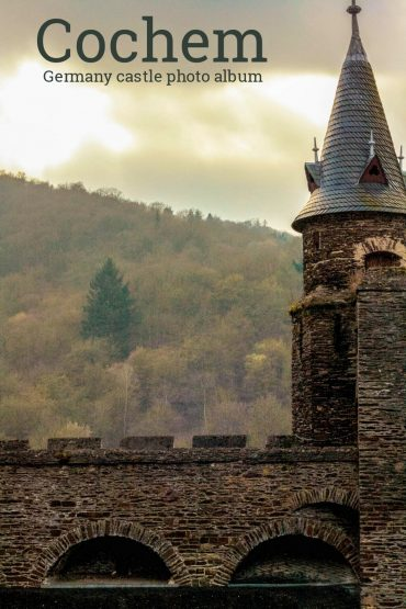 Moselle, Reichsburg Cochem – Germany