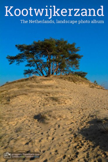 Kootwijkerzand, The biggest sand drift of Europe – The Netherlands