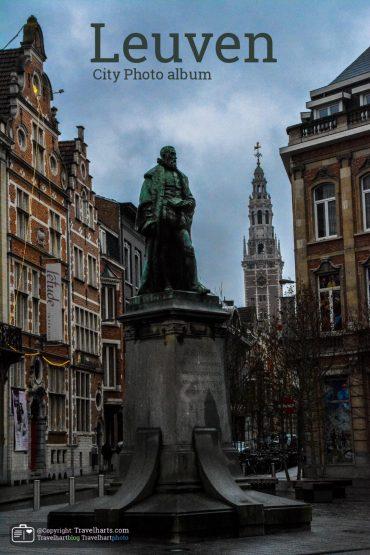 Leuven, a medieval center worth visiting – Belgium