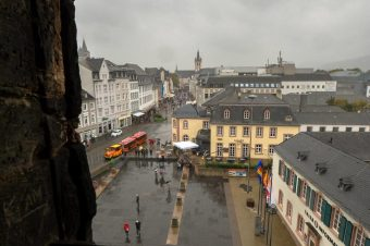 Trier, the Roman city at the river Moselle – Germany