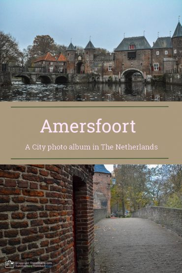 Amersfoort, the old city center – The Netherlands