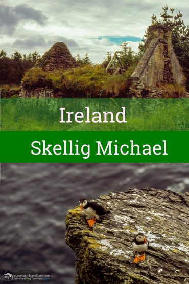 Skellig Michael – Ireland