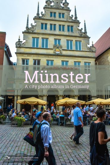 City trip to Hanseatic city Münster – Germany