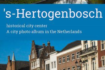 's-Hertogenbosch, historical city center – The Netherlands