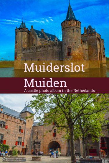 Muiden, a visit to the Muiderslot
