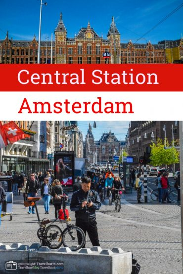 Amsterdam, Central Station – The Netherlands