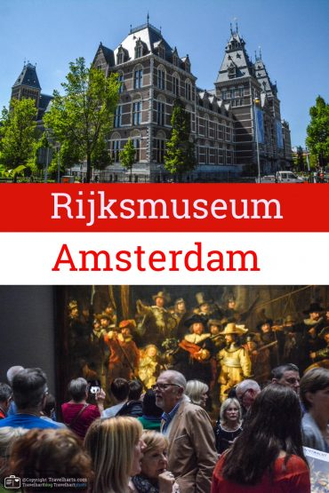 Amsterdam, Rijksmuseum: home of the Nachtwacht – The Netherlands