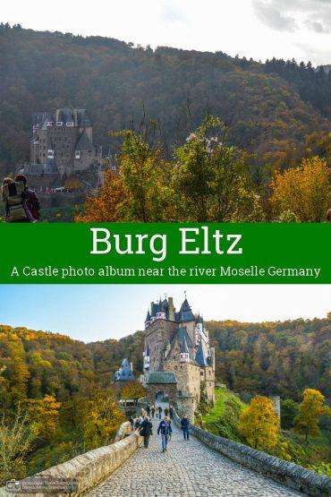 Moselle, Burg Eltz – Germany