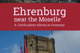 Ehrenburg, a castle near the river Moselle – Germany
