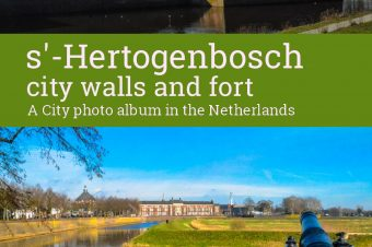 s'-Hertogenbosch, city walls and fort – The Netherlands