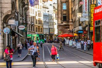 Basel, Public transport and cabs – Switzerland