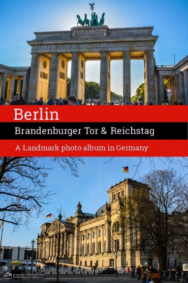 Berlin, Brandenburger Tor & Reichstag – Germany