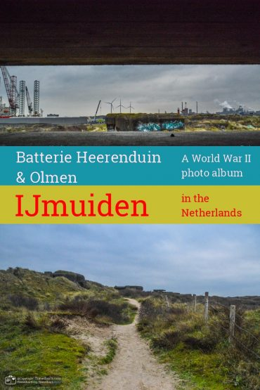 IJmuiden, Batterie Heerenduin & Olmen