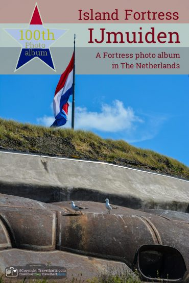 IJmuiden, island fortress IJmuiden – The Netherlands