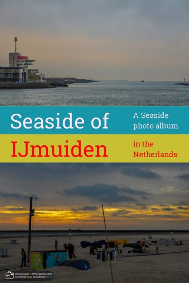 IJmuiden, Seaside and Harbor – The Netherlands