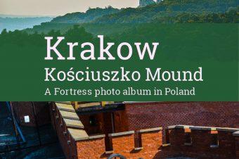 Krakow, a great view from Kościuszko Mound – Poland