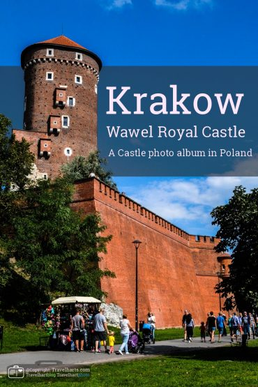 Krakow, Wawel Royal Castle – Poland