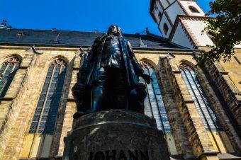 Leipzig, Johann Sebastian Bach's church – Germany