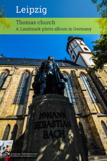 Leipzig, Johann Sebastian Bach's church – Germany