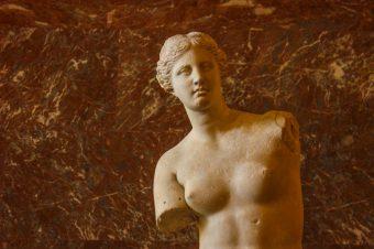 Paris, the Louvre part III – France