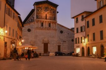 Lucca, discover the churches of the city – Italy