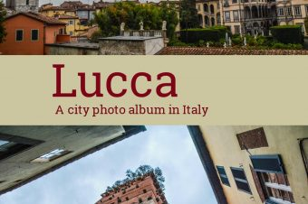 Lucca, beautiful city in Tuscany – Italy