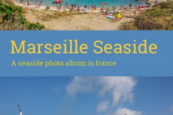 Marseille, spending some time at the seaside – France