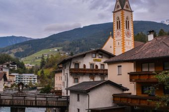 Matrei am Brenner, a small village in Tirol – Austria
