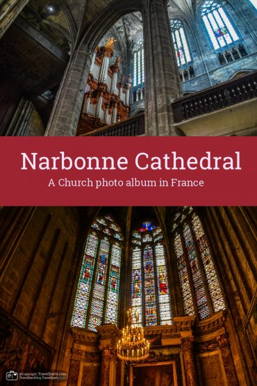 Narbonne, a never completed cathedral – France