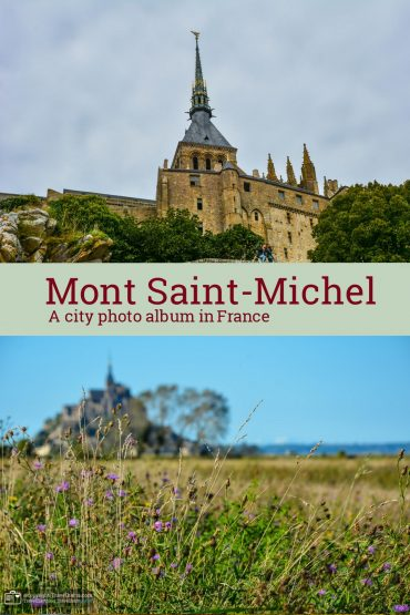 Normandy, Mont Saint-Michel – France