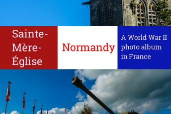 Normandy, Sainte-Mère-Église, liberated by 109th Airborne – France
