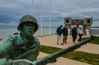 Normandy, Omaha Beach – France