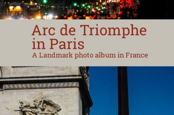 Paris, Arc de Triomphe monument for the battle of Austerlitz – France