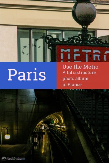 Paris, use the Metro if you want to see the city – France