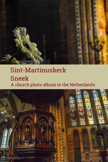 Sneek, Sint-Martinuskerk designed by Pierre Cuypers – The Netherlands