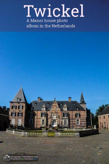 Twickel, manor house in Delden – The Netherlands