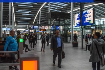 Utrecht, Central Station – The Netherlands