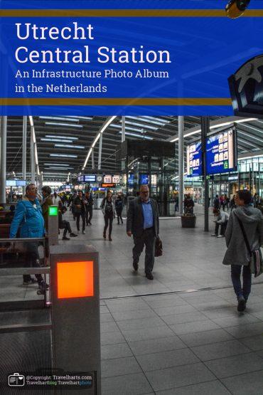 Utrecht, Central Station – The Netherlands
