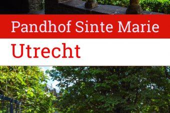 Utrecht, Pandhof Sinte Marie – Utrecht