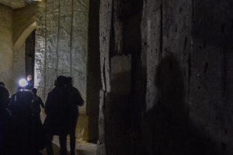 Valkenburg, Fluweelengrot mine under the castle – The Netherlands